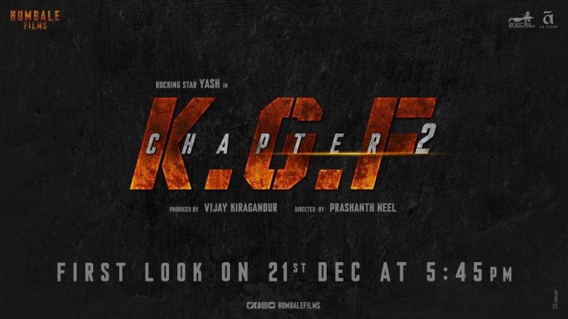 Film Kgf Chapter 2 New Wallpaper 7302