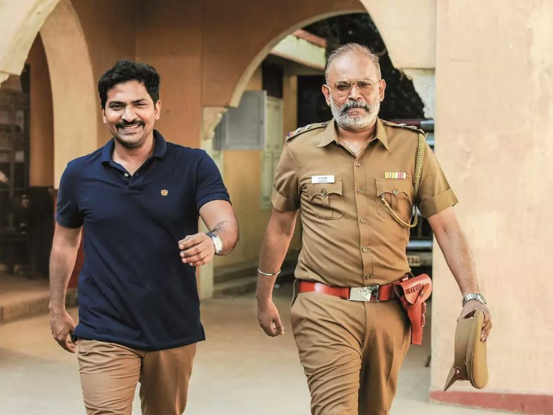 Lockup Tamil Cinema Image 343