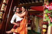 Santhanam And Gayathri Rao In Madha Gaja Raja 422