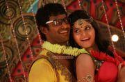 Vishal And Anjali In Madha Gaja Raja 185