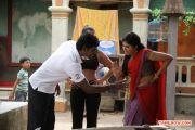Vishal Anjali In Madha Gaja Raja 4