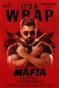 Arun Vijay In Mafia Movie 709
