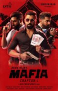 Arun Vijay In Mafia Movie Still 337