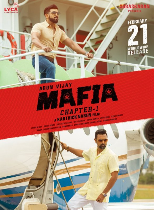 Arun Vijay Mafia Chapter 1 From Feb 21 669