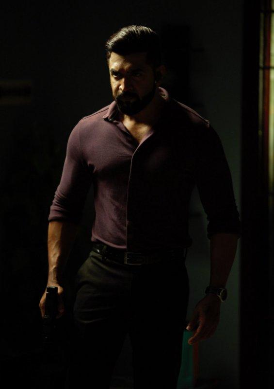 Arun Vijay Mafia Movie Pic 743