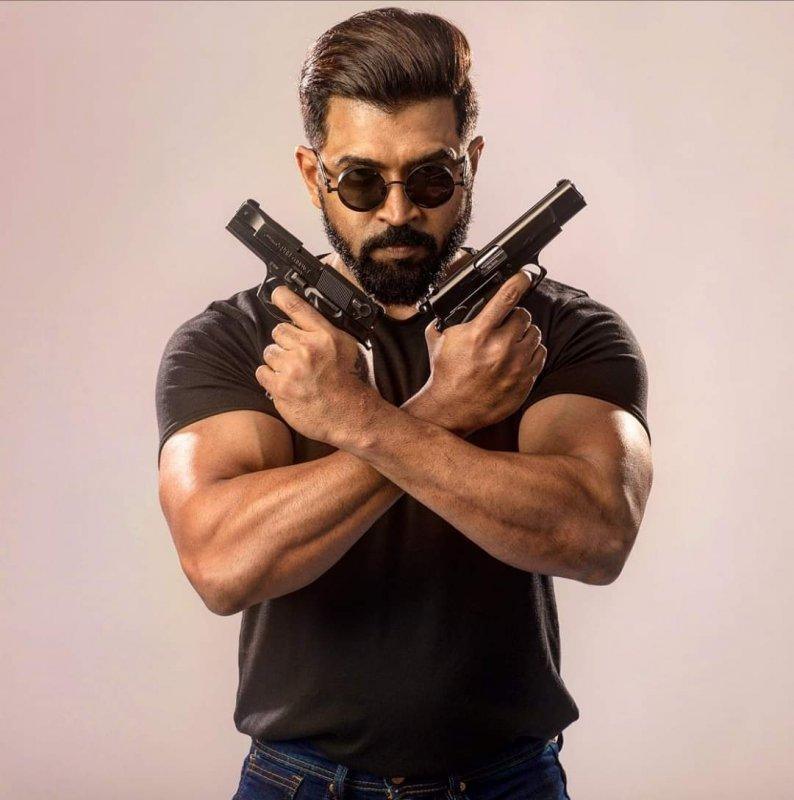 Gallery Arun Vijay Movie Mafia 750