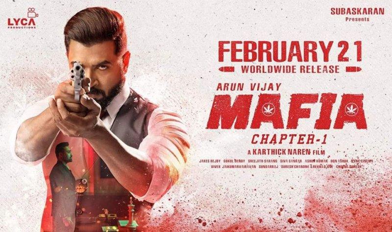 Mafia Arun Vijay Film From Feb 21 279