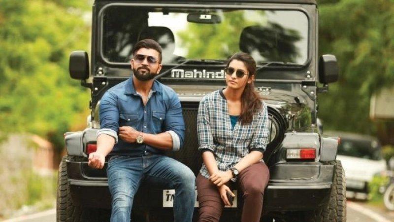 Mafia Movie Still Arun Vijay Priya Bhavani Shanka 289