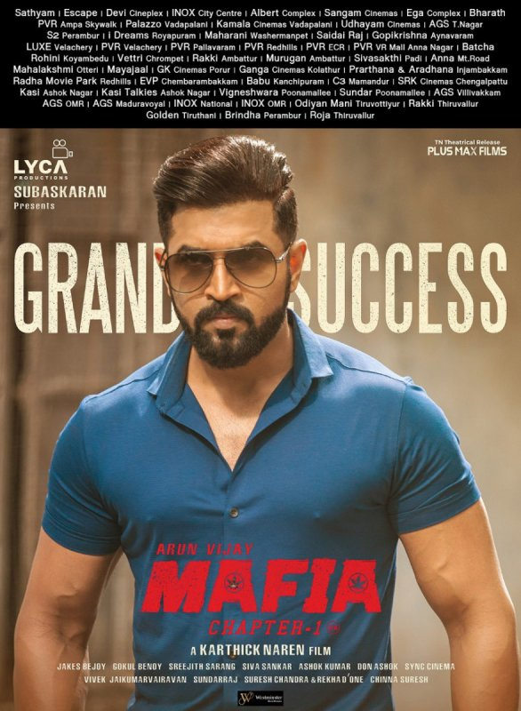 Mafia Tamil Cinema Latest Pic 6055