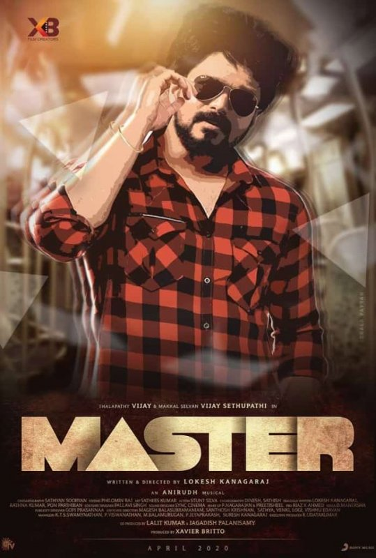 2020 Still Master Tamil Movie 5022