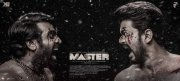 Master 3rd Look Poster Vijay And Vijay Sethupathi 734