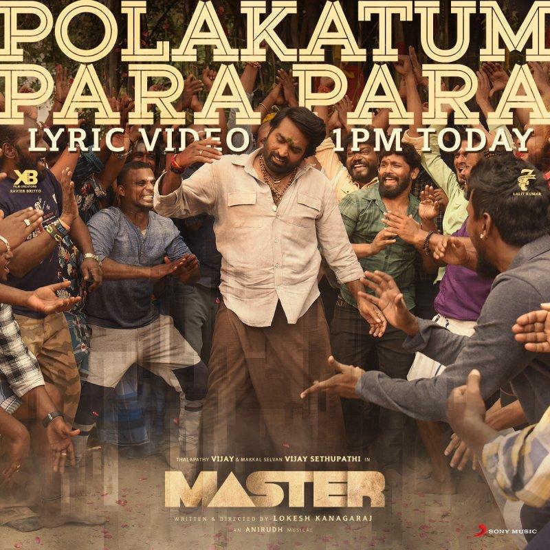 Master Movie New Image 1566