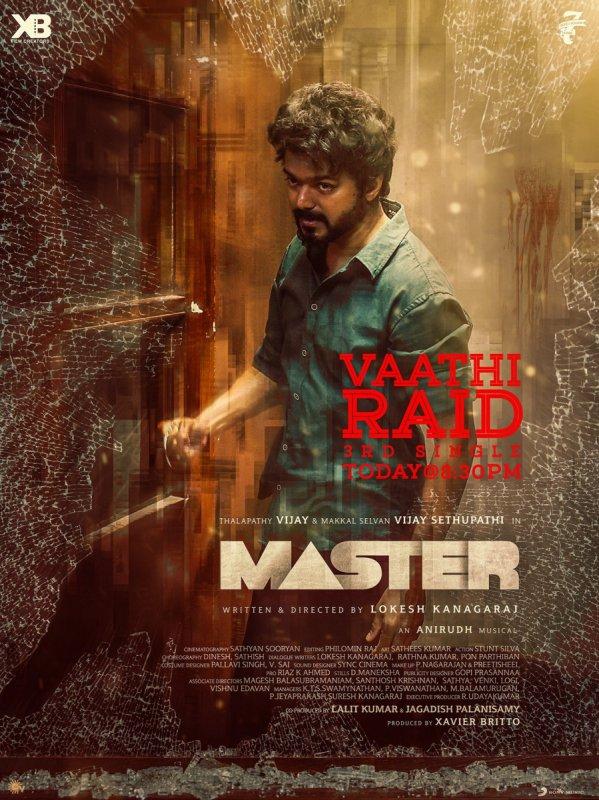 Master Tamil Film Mar 2020 Pic 3880