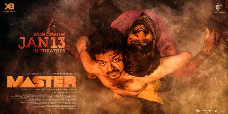 New Wallpaper Master Tamil Movie 1188