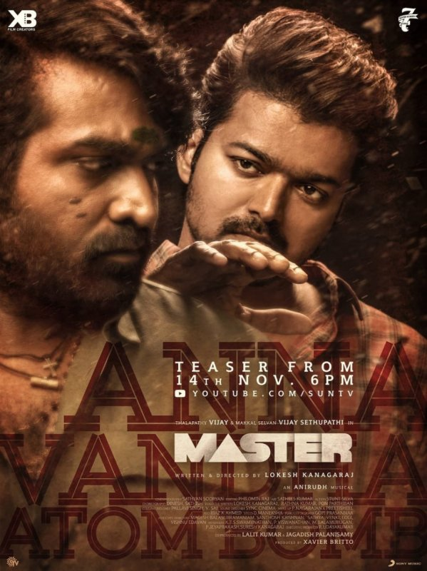 Nov 2020 Albums Tamil Movie Master 7504