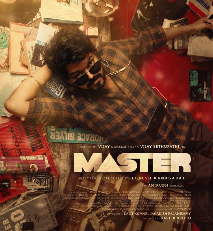 Tamil Film Master New Wallpapers 3512