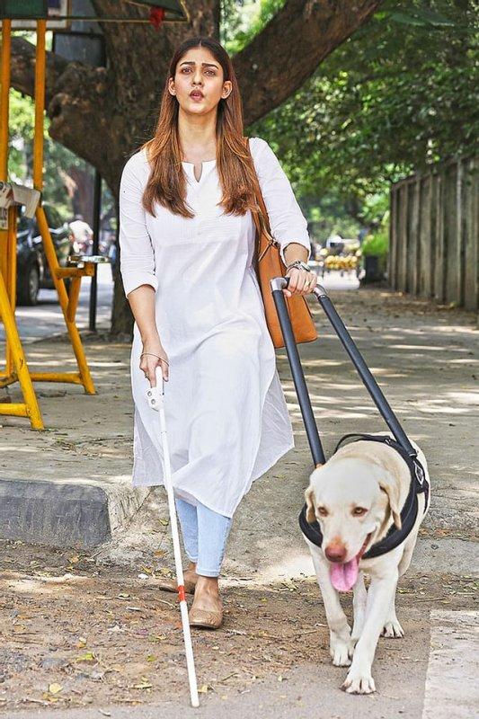 Nayantara In Netrikann Movie Image 215
