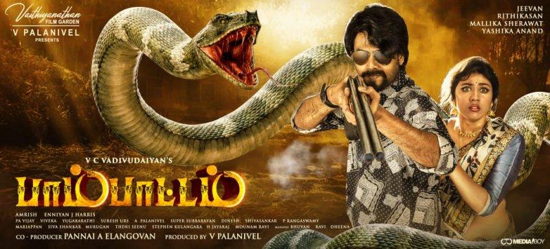 Pambattam Tamil Cinema Image 8424