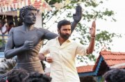 New Pic Dhanush In Pattas 237