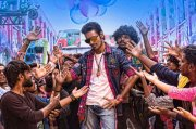 New Still Dhanush In Pattas 855