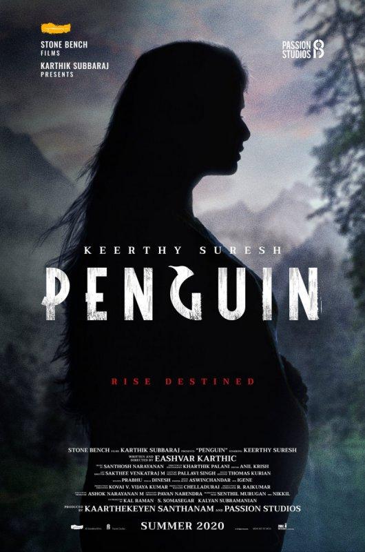 Keerthy Suresh Penguin Poster 873