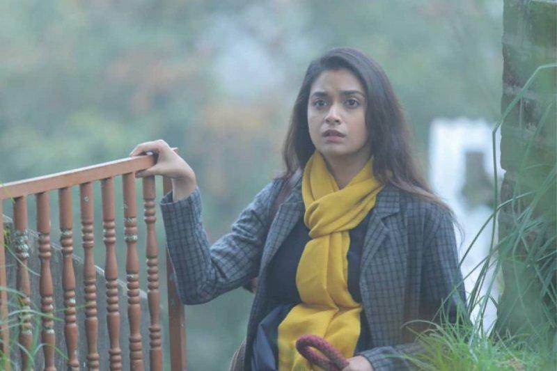 Movie Still Keerthy Suresh Penguin Movie 741