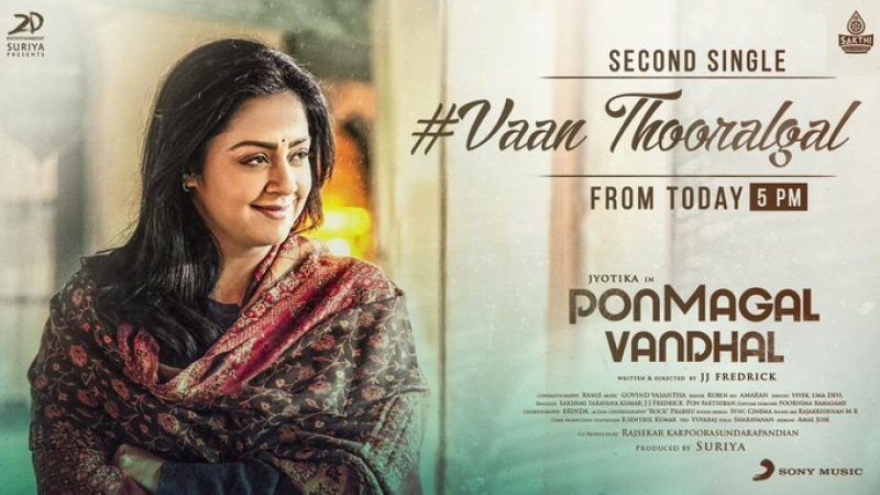 2020 Images Ponmagal Vandhal Movie 3060