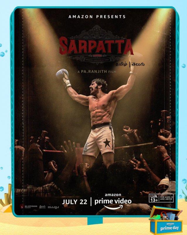 Sarpatta Parambarai Tamil Cinema 2021 Pictures 2151