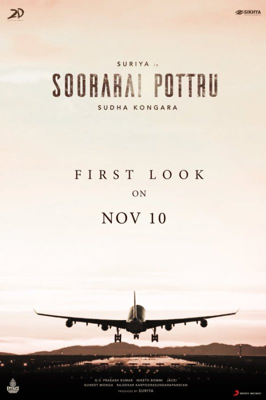 Suriya In Soorarai Pottru 724