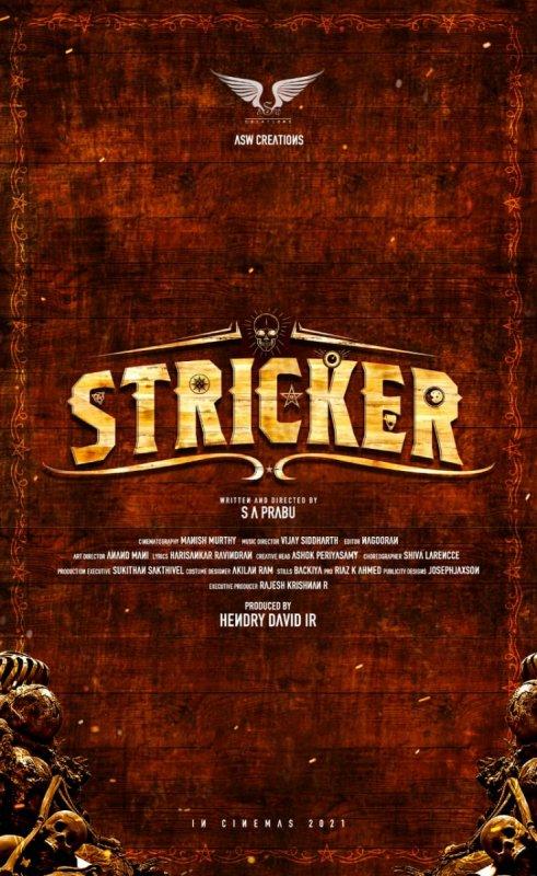 Stricker Tamil Film 2021 Wallpapers 2517