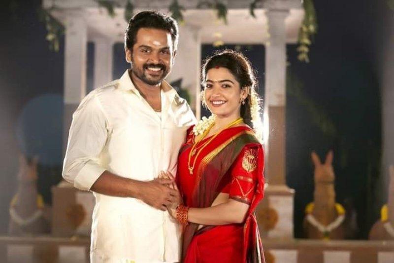 2021 Still Tamil Movie Sulthan 8109