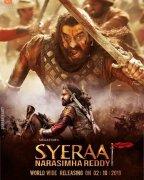 Latest Still Tamil Film Sye Raa Narasimha Reddy 9297