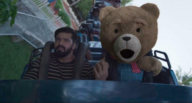 2021 Images Tamil Film Teddy 5161
