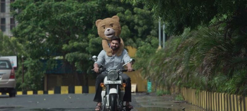Teddy Tamil Film Latest Picture 1714