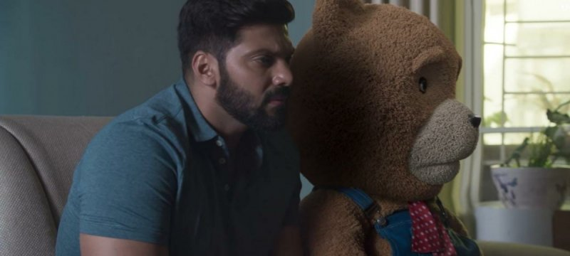 Teddy Tamil Film Recent Pictures 2111