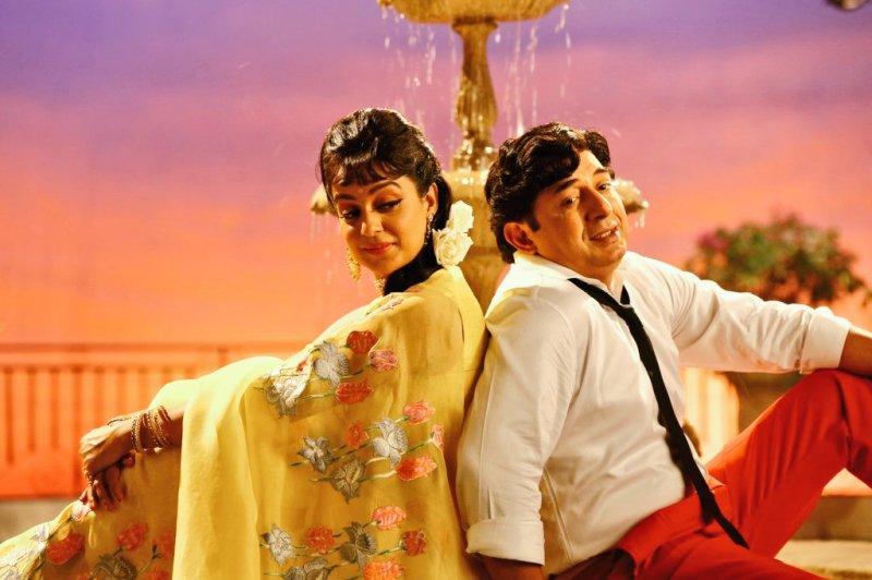 Movie Photo Aravind Swamy And Kangana As Mgr And Jayalalitha 522