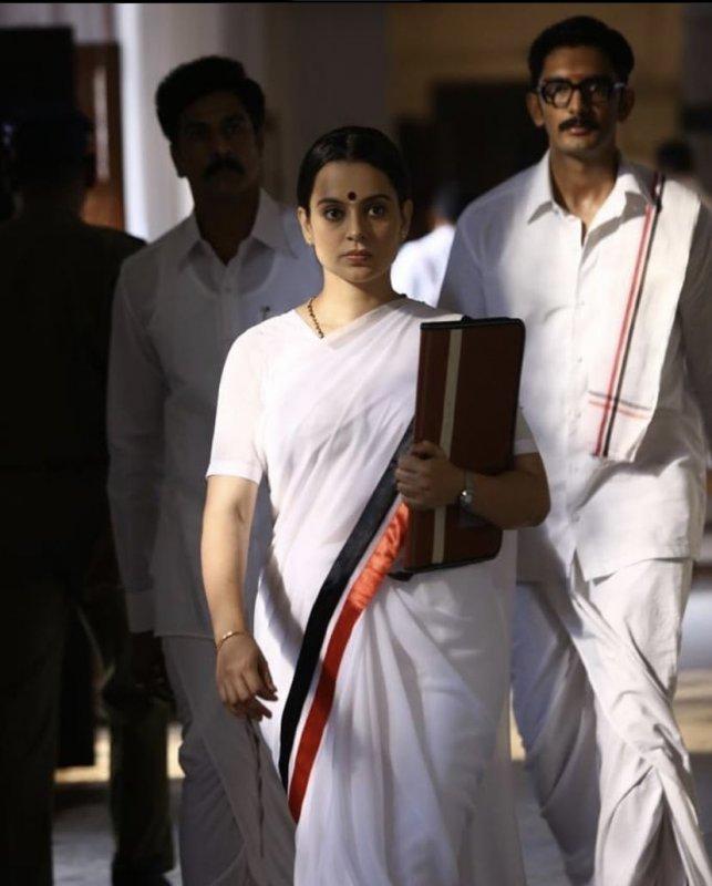 Tamil Film Thalaivi Recent Image 9147