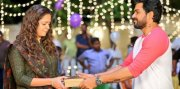 Jyothika And Karthi In Thambi Movie New Still 592