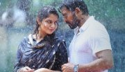 Karthi And Nikhila Vimal In Thambi 56