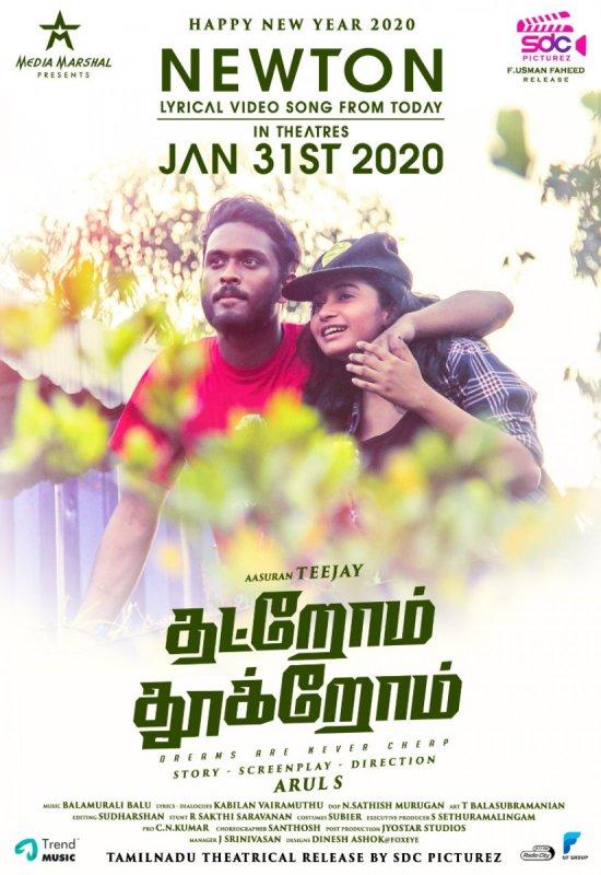 Recent Album Tamil Movie Thatrom Thookrom 3144