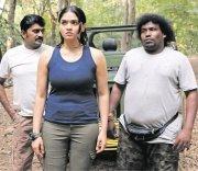 Karunakaran Sunaina Yogi Babu Movie Trip 120