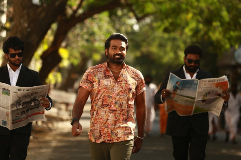 Movie New Pic Vijay Sethupathy Tughlaq Durbar 137