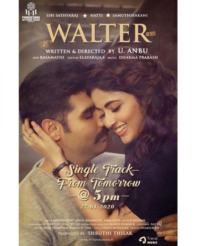 Recent Wallpaper Walter Tamil Film 8809