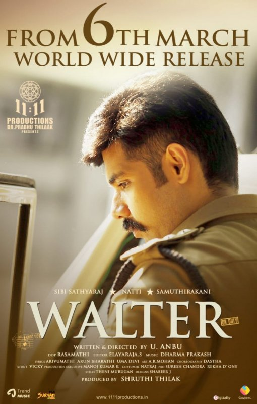 Walter From March 6 In Theatres 134