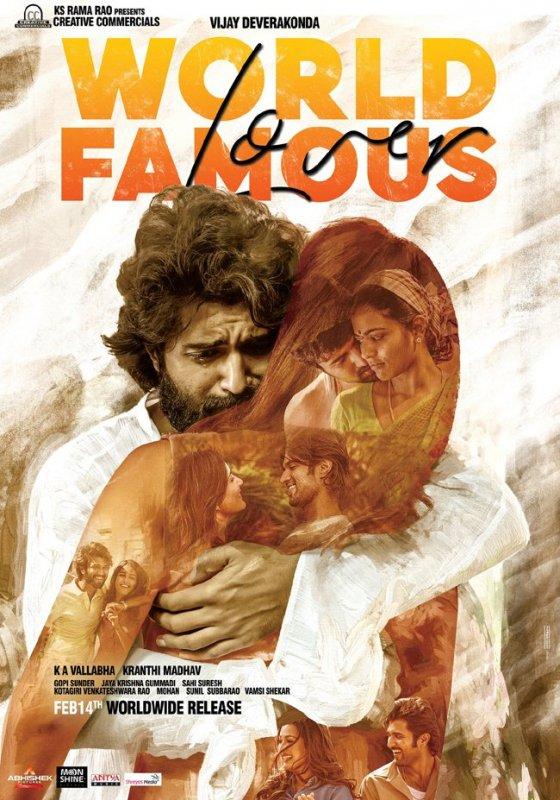 Tamil Cinema World Famous Lover Album 9312