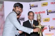 61st Filmfare Awards Pressmeet With Dhanush