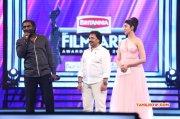 Recent Stills 63rd Filmfare Awards South Stills Tamil Movie Event 7440