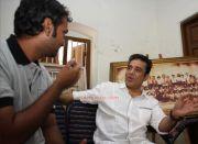 Aachariyangal Director Harshavardhan Meets Kamalhaasan
