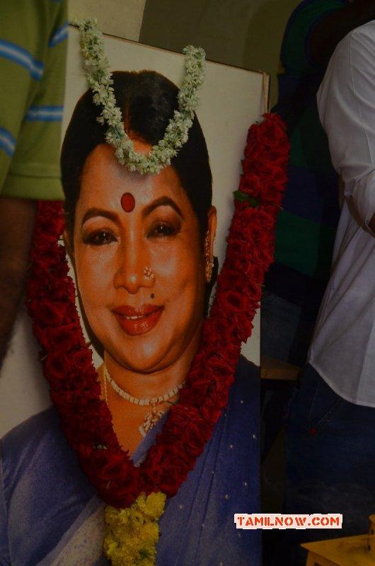 2015 Album Aachi Manorama Passed Away Tamil Event 2946