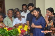 Aachi Manorama Passed Away Function New Photos 6398